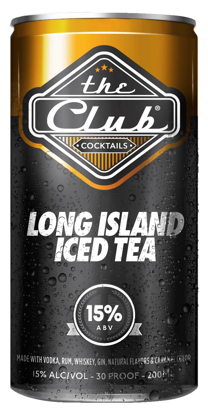The Club Cocktails Long Island Ice Tea 200Ml