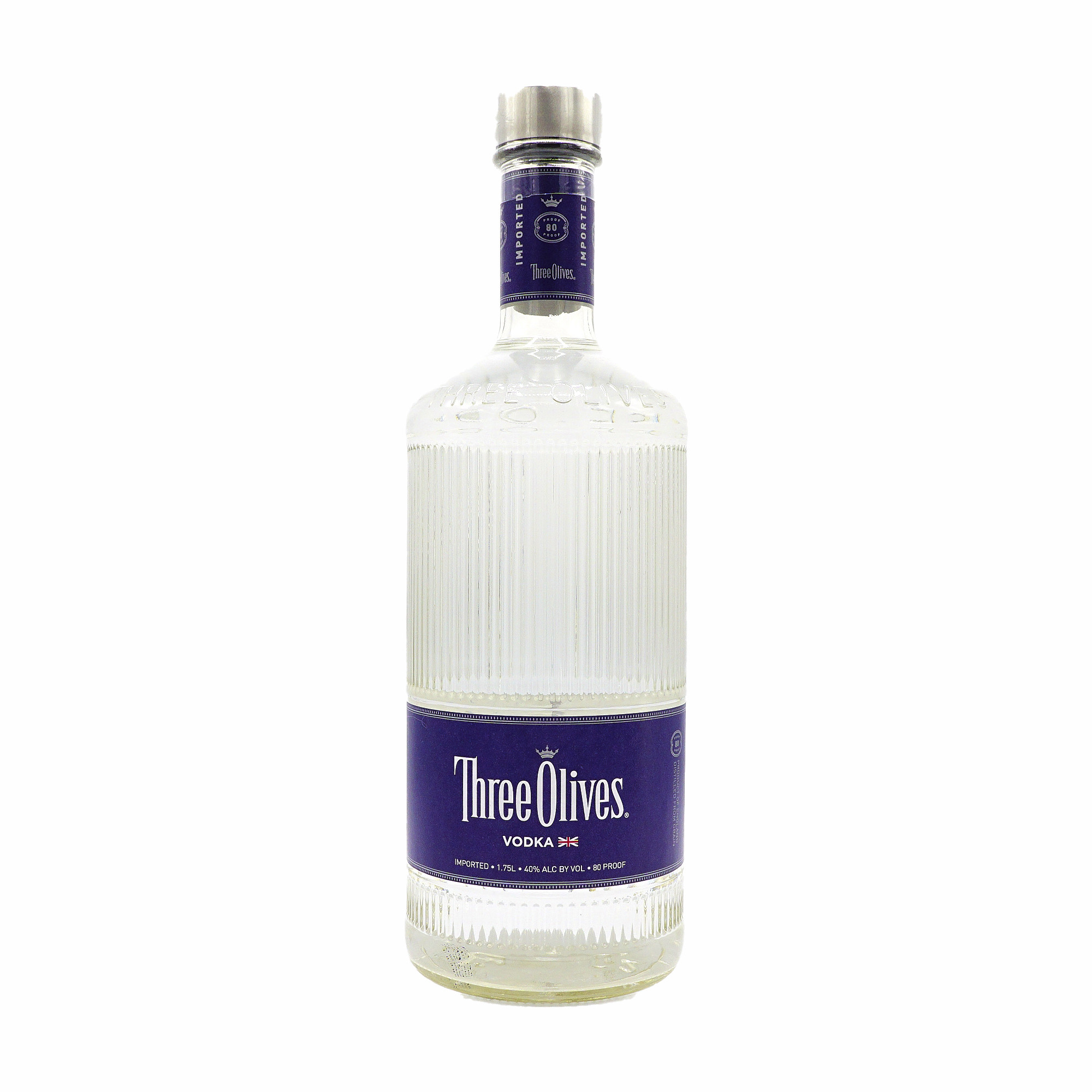 Three Olives Vodka 1.75 Ltr