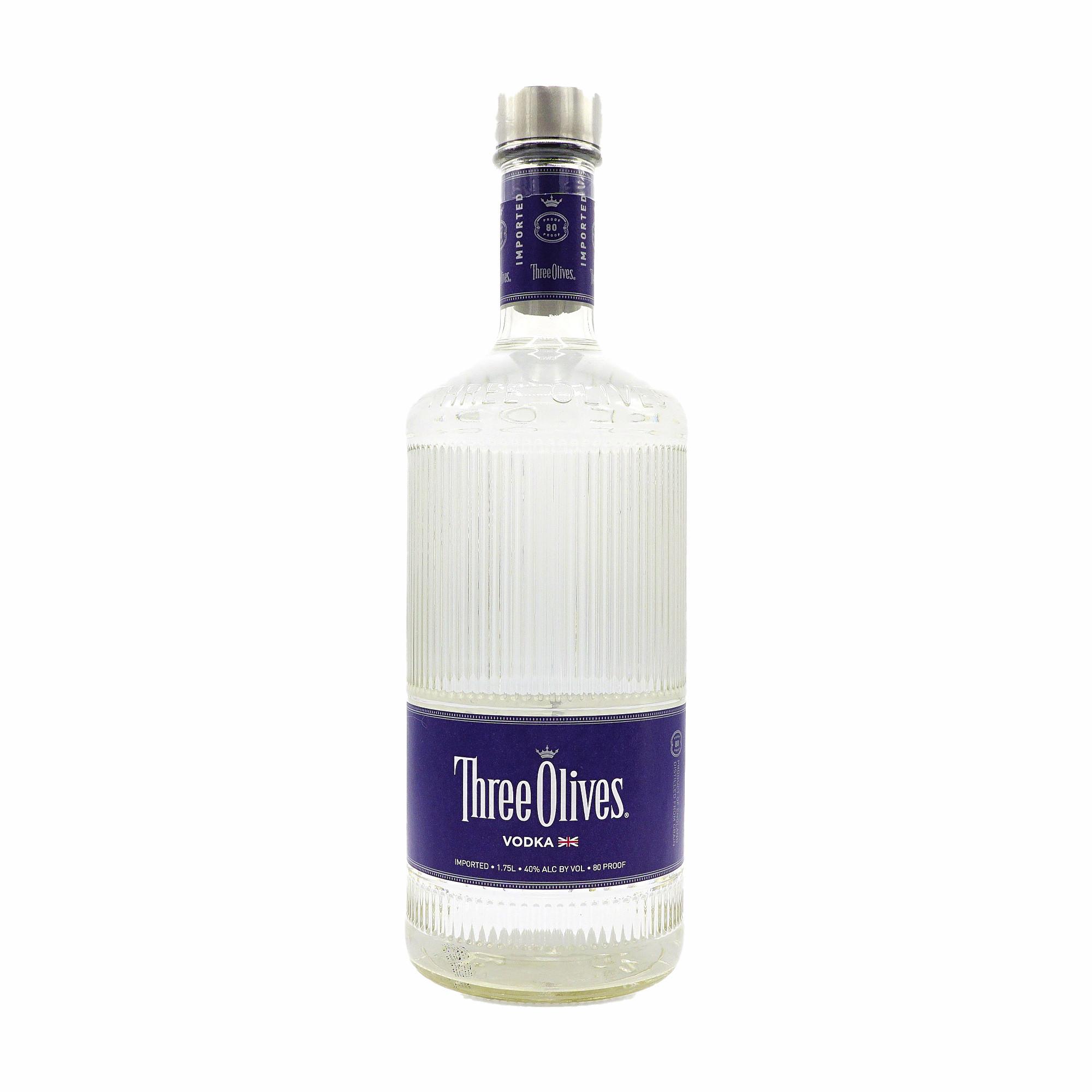 Three Olives Vodka 1.75 Ltr