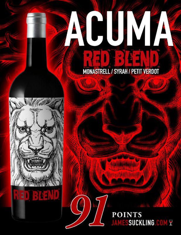 Acuma Red Blend
