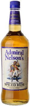 Admiral Nelson's Spiced Rum 1L