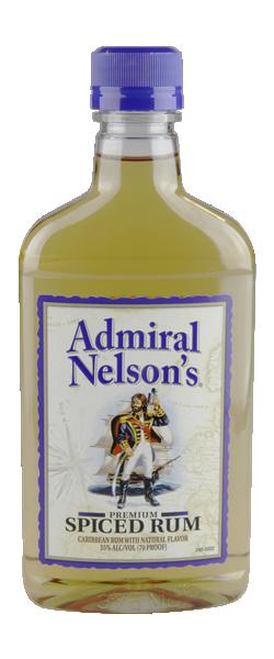 Admiral Nelson's Spiced Rum 200ml