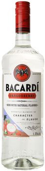 Bacardi Dragonberry Flavored Rum 1L