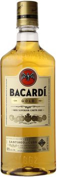 Bacardi Gold Rum 1.75 Ltr