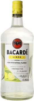 Bacardi Limon Flavored Rum 1.75 Ltr