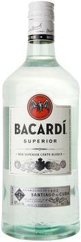 Bacardi Superior Rum 1.75 Ltr