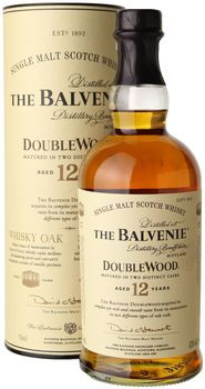 Balvenie 12yr Double Wood Single Malt Scotch 750ml