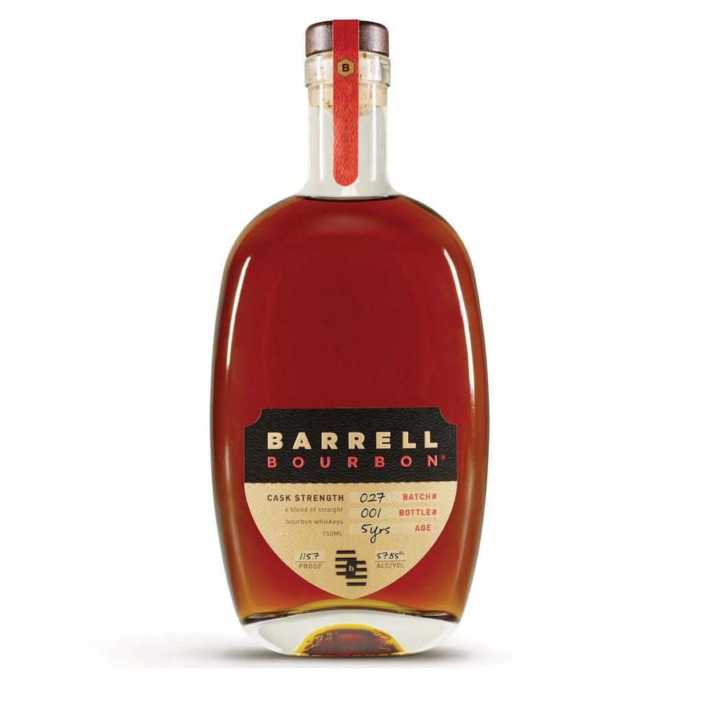 Barrell Bourbon #27 750ml