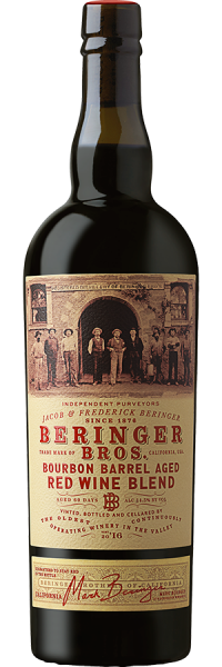 Beringer Bros. Bourbon Barrel Finished Red Blend 750ml