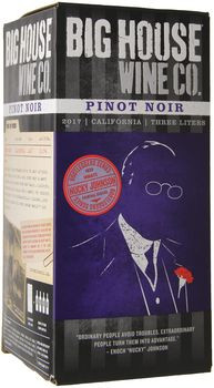 Big House Pinot Noir 3 Ltr