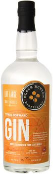 Black Button Citrus Forward Gin 750ml