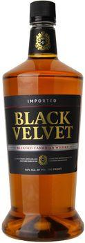 Black Velvet Canadian Whisky 1.75 Ltr