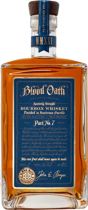 Blood Oath Pact 7 750Ml