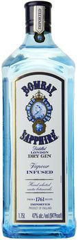 Bombay Sapphire London Dry Gin 1.75 Ltr