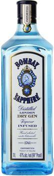 Bombay Sapphire London Dry Gin 1L