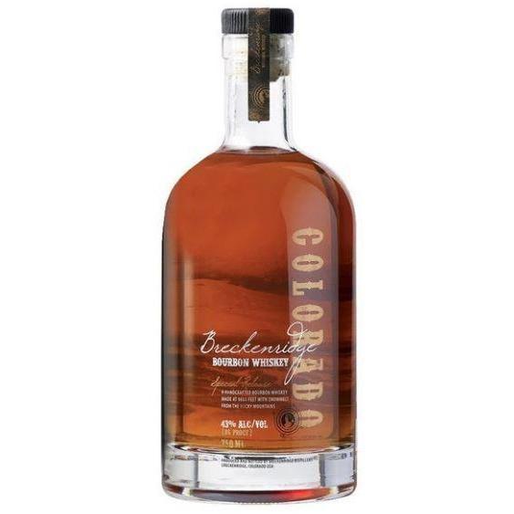 Breckenridge Bourbon Whiskey 750ml