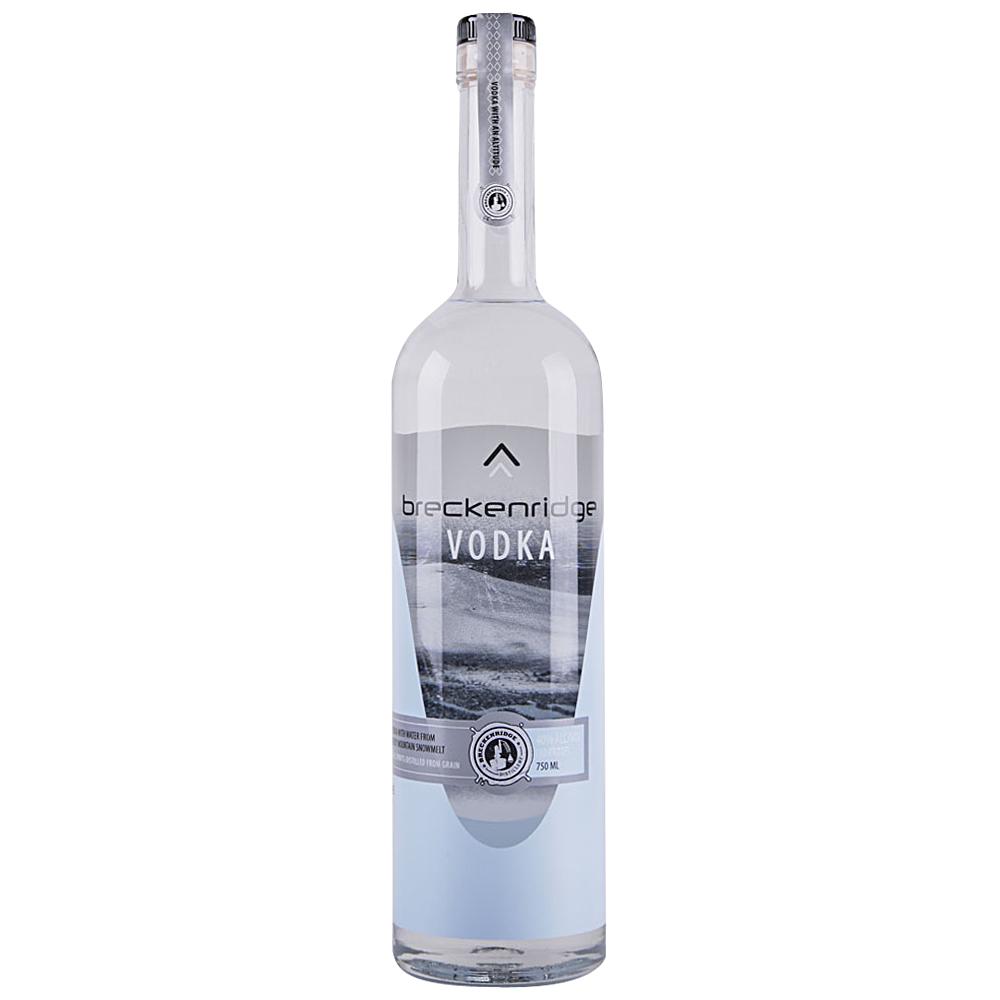 Breckenridge Vodka Ltr