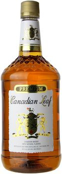 Canadian Leaf Canadian Whisky 1.75 Ltr
