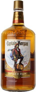 Captain Morgan Spiced Rum 1.75 Ltr