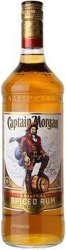 Captain Morgan Spiced Rum 750ml