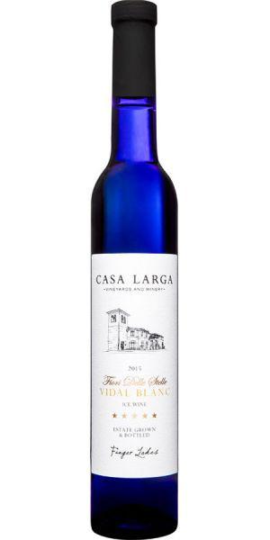 Casa Larga Vidal Blanc Ice Wine 375ml