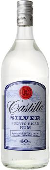 Castillo Silver Rum 1L