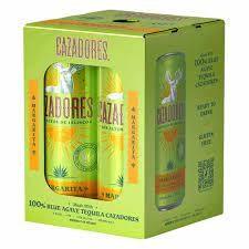 Cazadores Margarita 4 Pack 355ml Cans