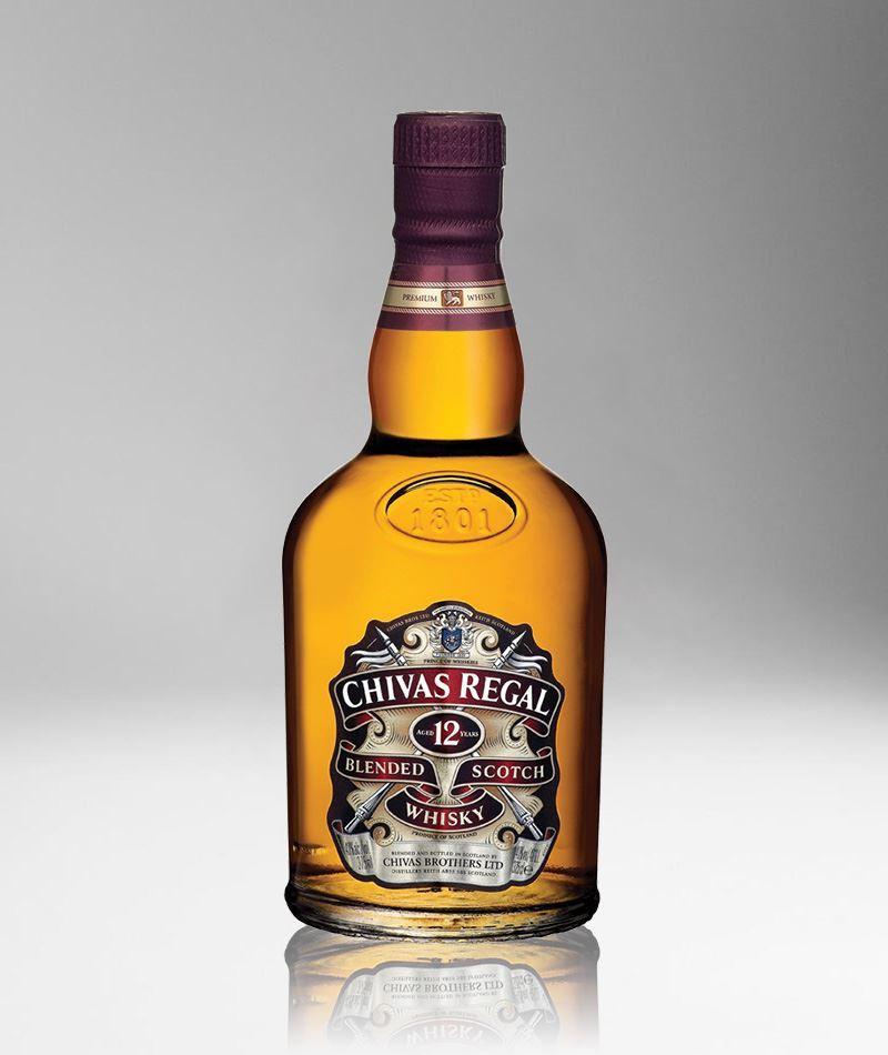 Chivas Regal 12yr Blended Scotch 375ml