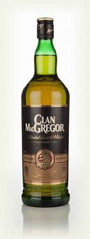 Clan MacGregor Blended Scotch 1L