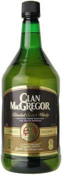 Clan MacGregor Blended Scotch 1.75 Ltr