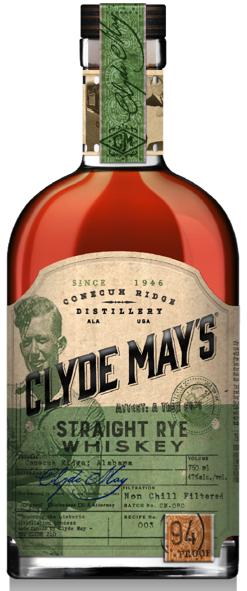 Clyde Mays Rye 750ml