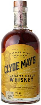 Clyde May's Alabama Style Whiskey 85 Proof 750ml
