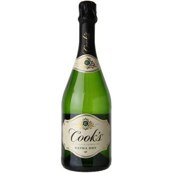 Cooks Extra Dry California Champagne 750ml