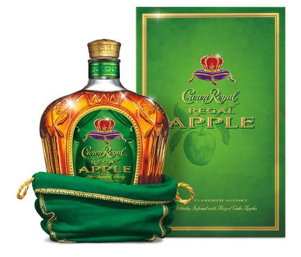 Crown Royal Apple L