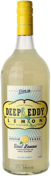 Deep Eddy Lemon Flavored Vodka 1L