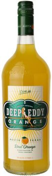 Deep Eddy Orange Flavored Vodka 1L