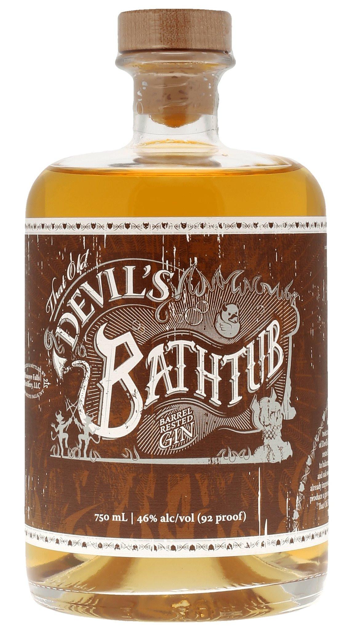 Devil's Bathtub Barrel Aged Gin 750ml