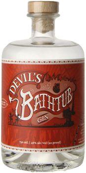 Devil's Bathtub Gin 750ml