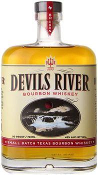 Devils River Small Batch Texas Bourbon 750ml