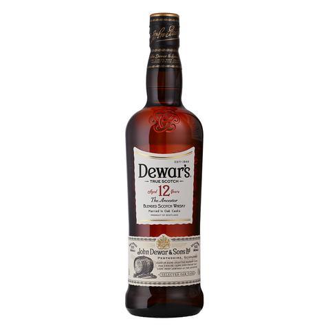 Dewar's 12yr Blended Scotch 375ml