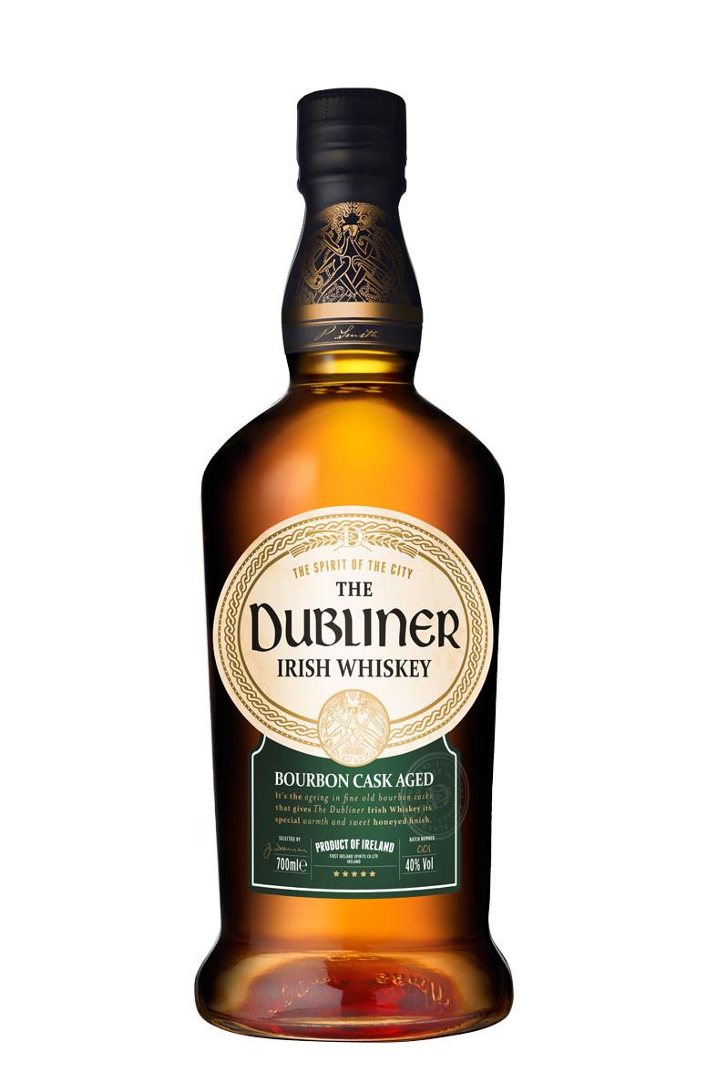 The Dubliner Irish Whiskey 750ml