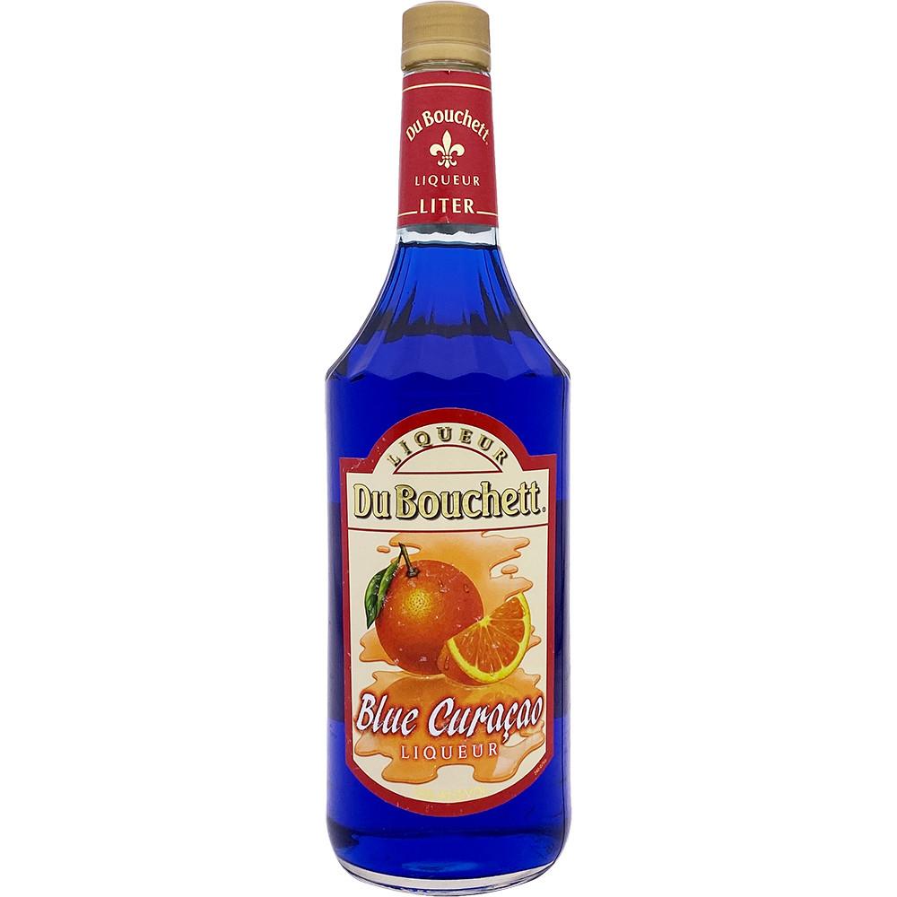 Dubouchett Blue Curacao 1L