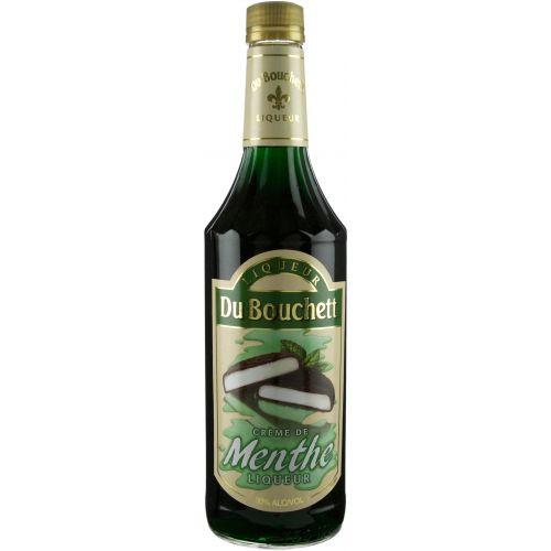 Dubouchett Creme De Menthe Green 1L