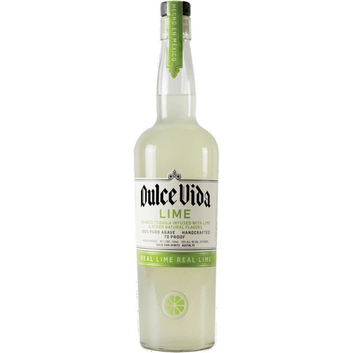 Dulce Vida Organic Lime Flavored Tequila 750ml