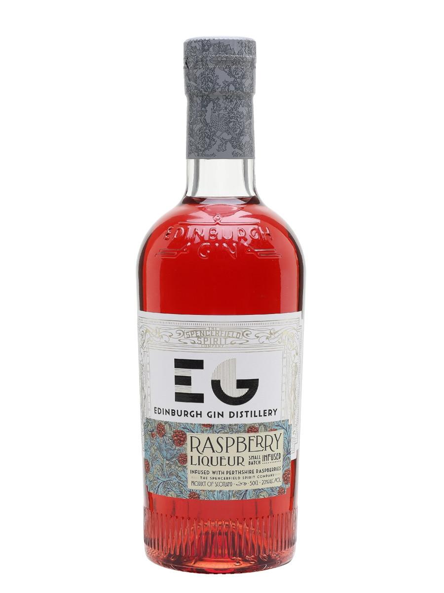 Edinburgh Raspberry Liqueur 750ml
