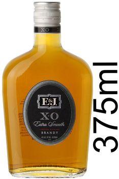 E&J XO Brandy 375ml