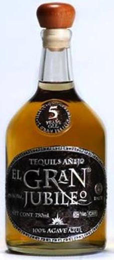 El Gran Jubileo Tequila Anejo 750ml