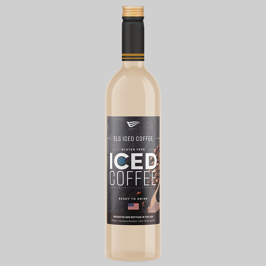 Els Iced Coffee 750ml
