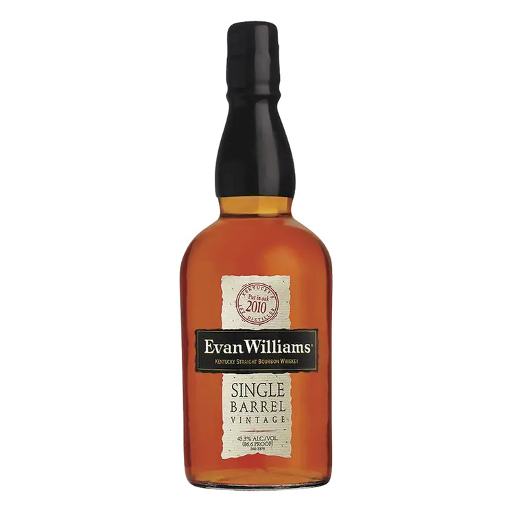 Evan Williams Single Barrel Vintage Bourbon 750ml