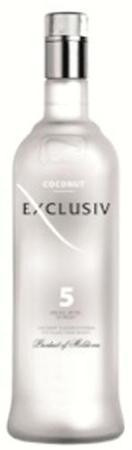 Exclusiv Coconut Flavored Vodka 1L